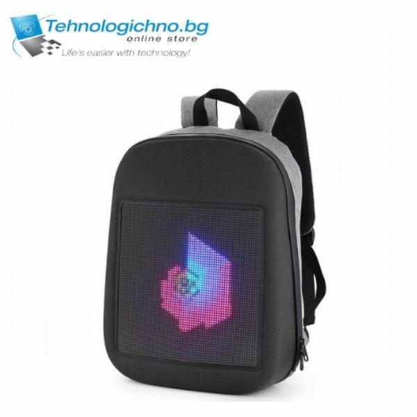 Раница LED Wi-fi Backpack