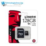 128GB Kingston MicroSDXC Class 10 UHS-I