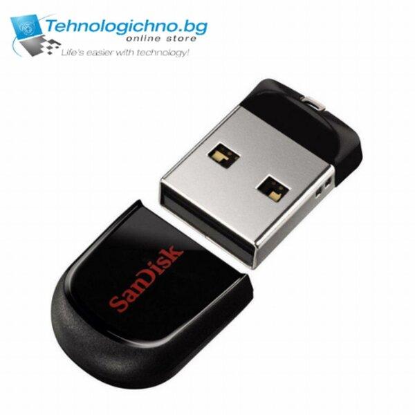 32GB SanDisk Cruzer Fit USB 2.0 флаш памет