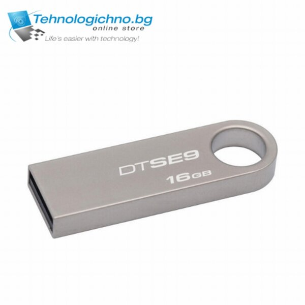 Flash 16GB USB DTSE9H KINGSTON