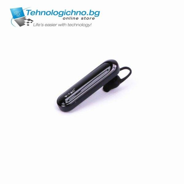 Bluetooth слушалка V-TAC SKU7702 черна