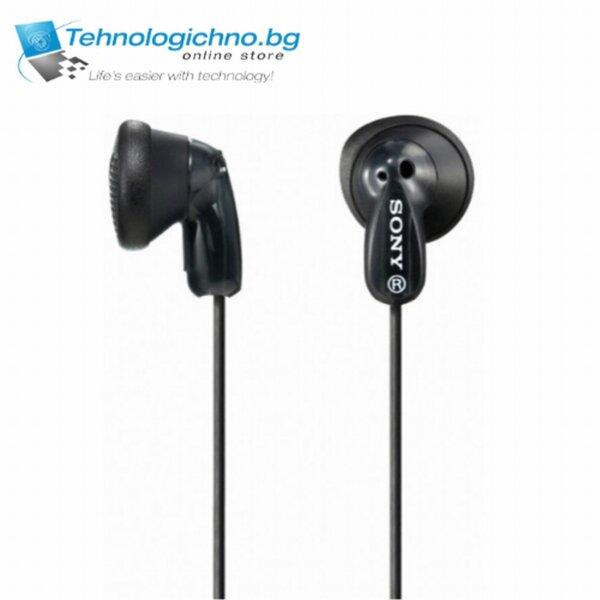 Слушалки Sony Headset MDR-E9LP black