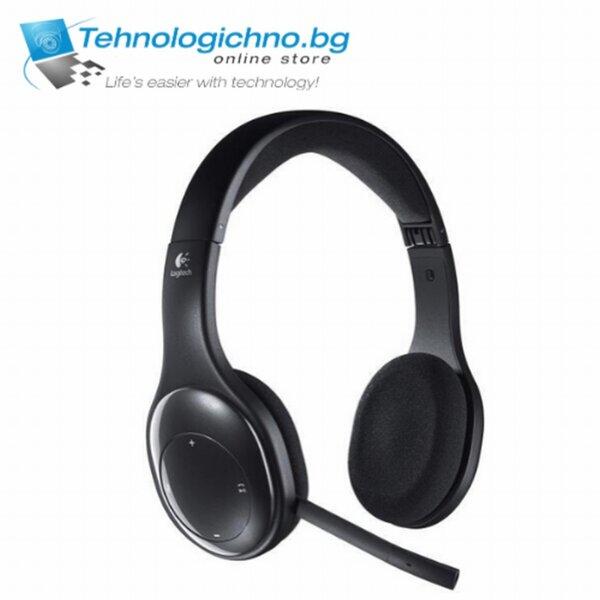 Bluetooth слушалки Logitech H800