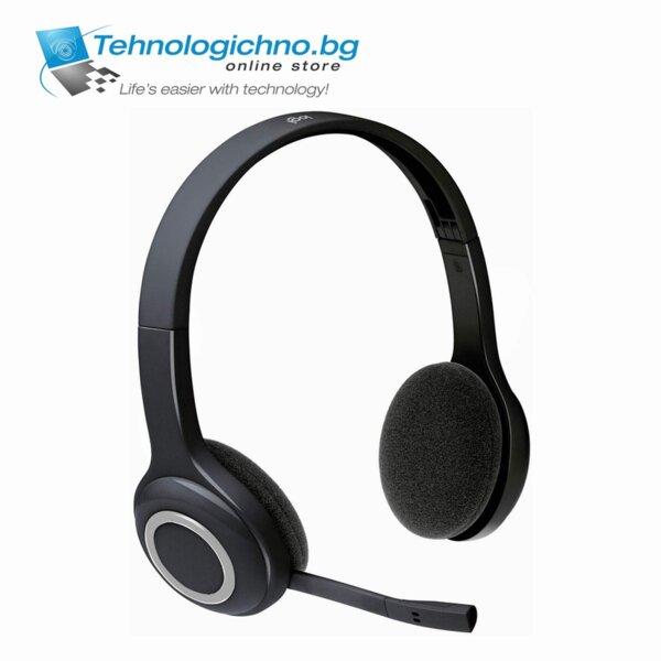Слушалки Logitech H600