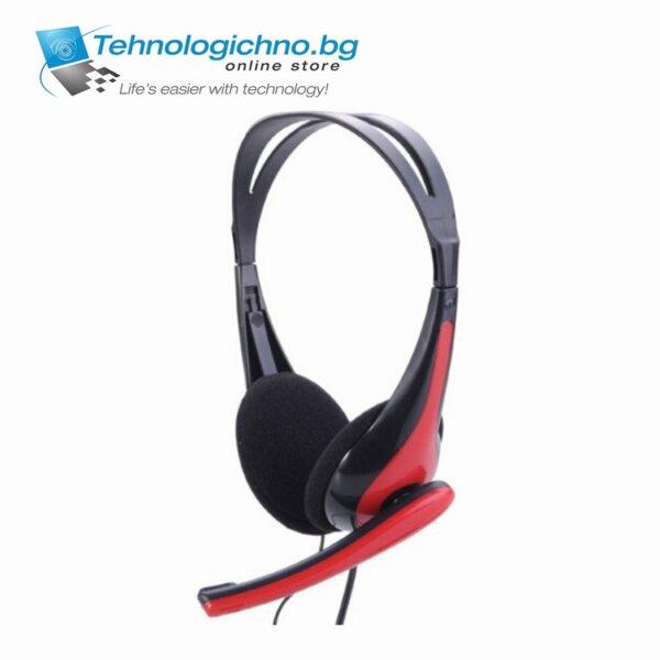 Мултимедиини слушалки Feinier FE-136