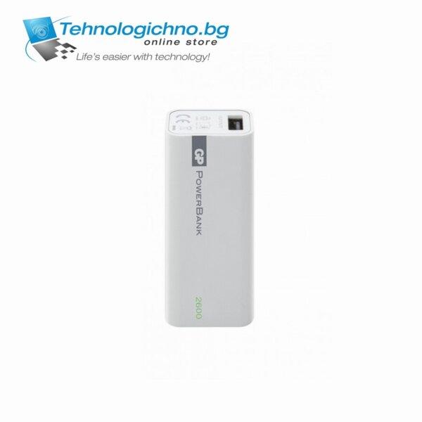 Външна батерия GP GPC02001 2600mAh