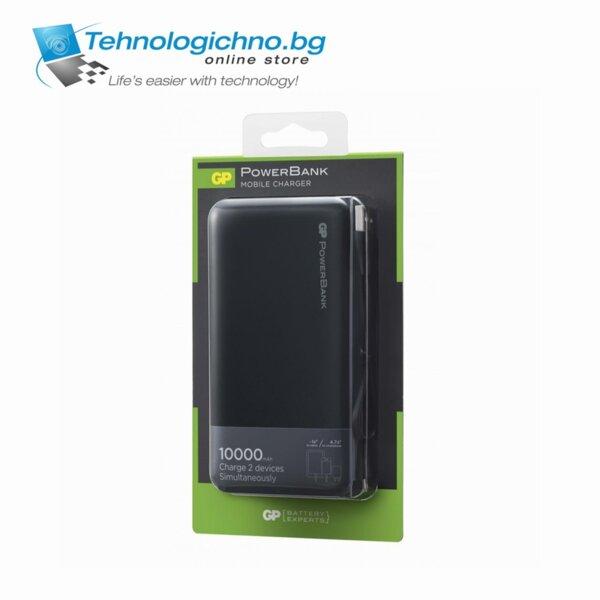 Външна батерия GP RP10AB 10000mAh LiPO DUAL chrg