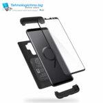 Glass протектор за Samsung S9+ Full Cover Black