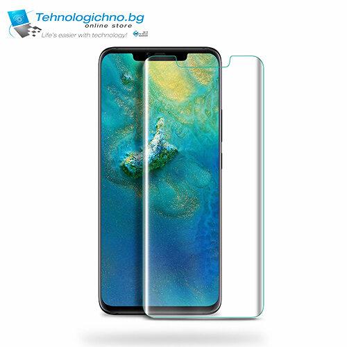 тъклен протектор Huawei mate 20