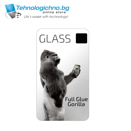 Full Glue Gorilla Стъклен протектор Huawei P Smart Z
