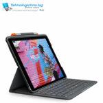 Калъф за таблет с клав. Logitech iPad