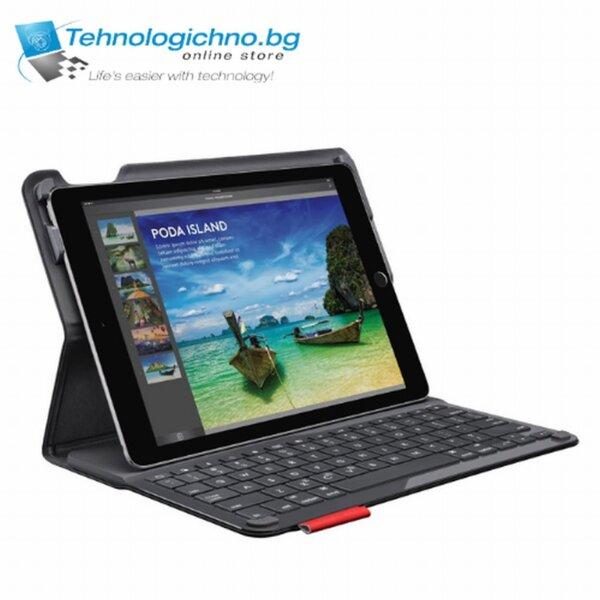 Калъф за таблет с клав. Logitech iPadAir2