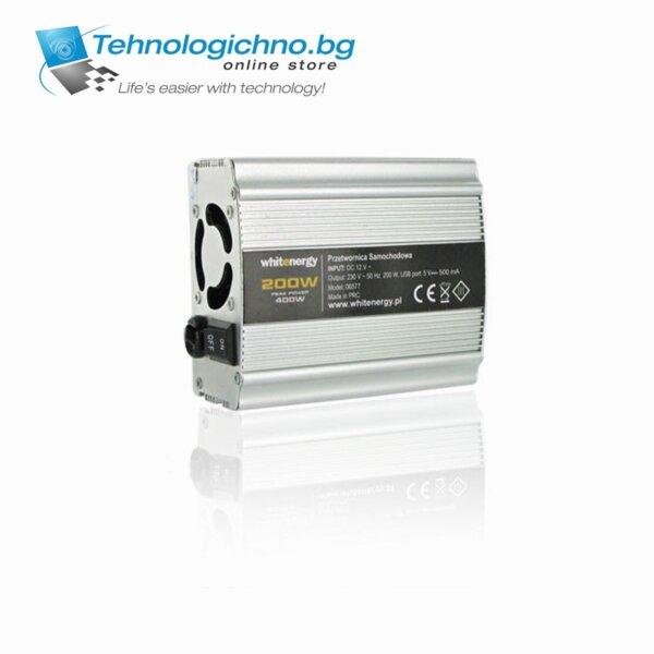 Инвертор за кола 200W 24V