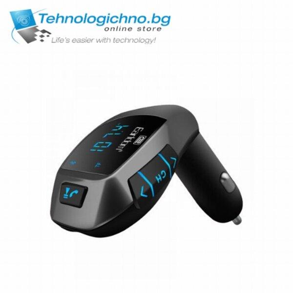 Трансмитер за кола ET-M25 Bluetooth