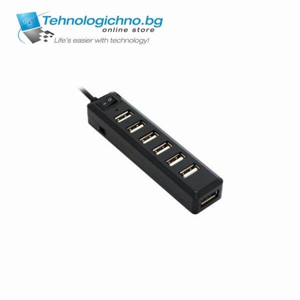 USB HUB Хъб 7 Порта