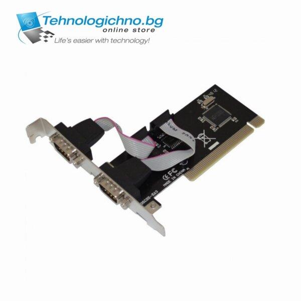 Адаптер PCI to 2 COM O1036M