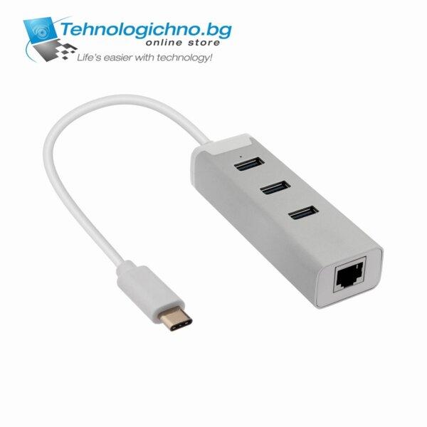 Type C USB HUB 3 PORT