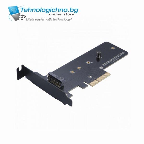 Адаптер PCI-E M2 SSD to PCI Express
