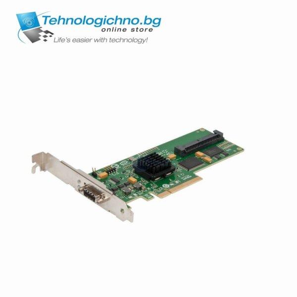 PCI-E HP SAS3442E 8-CHANNEL SAS RAID CONTROLLER