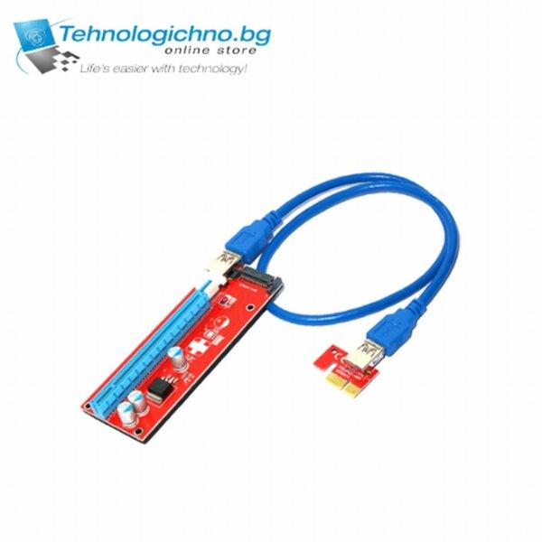 MAKKI Mining Riser / Extender PCI Express