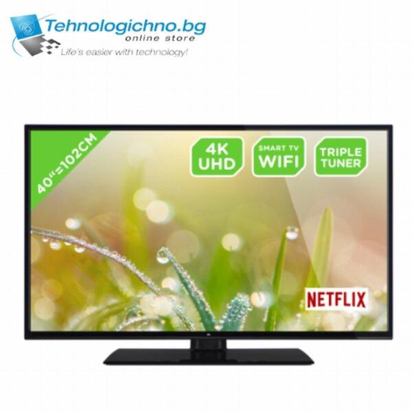 "40"" (102cm) OK. ODL 40650UV-TIB UHD SMART TV"