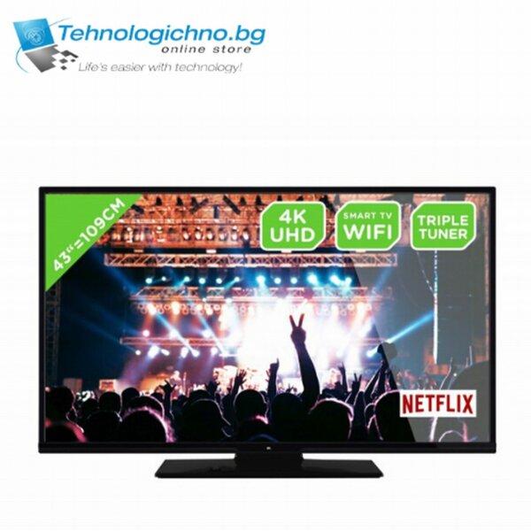 "43"" (108cm) OK. ODL 43650UV-TIB UHD SMART TV"