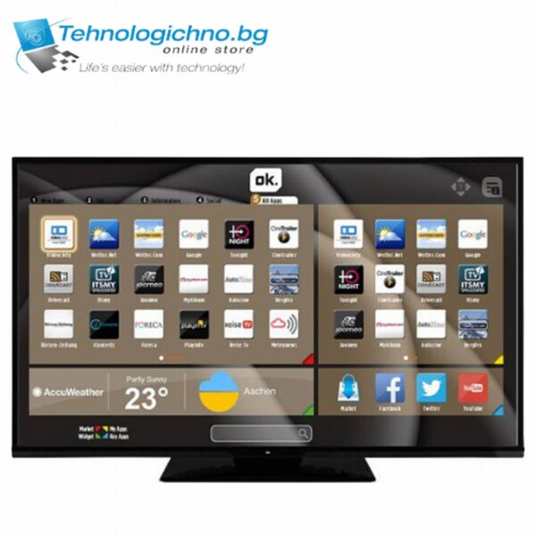 "49"" (124cm) OK. ODL 49650UV-TIB UHD SMART TV"