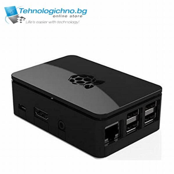 Кутия за Raspberry PI3 Черен