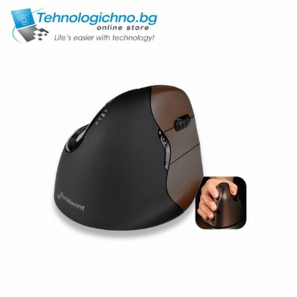 Мишка Evoluent VerticalMouse 4 Small Wireless