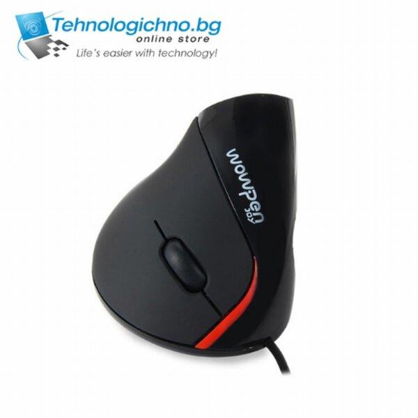 Мишка Vertical ergonomic 5D Optical Mouse
