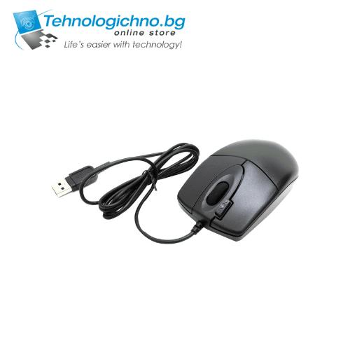 Мишка A4tech OP 620D Black