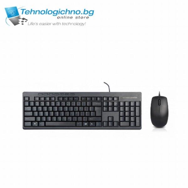 Клавиатура DELUX DLK-6300U