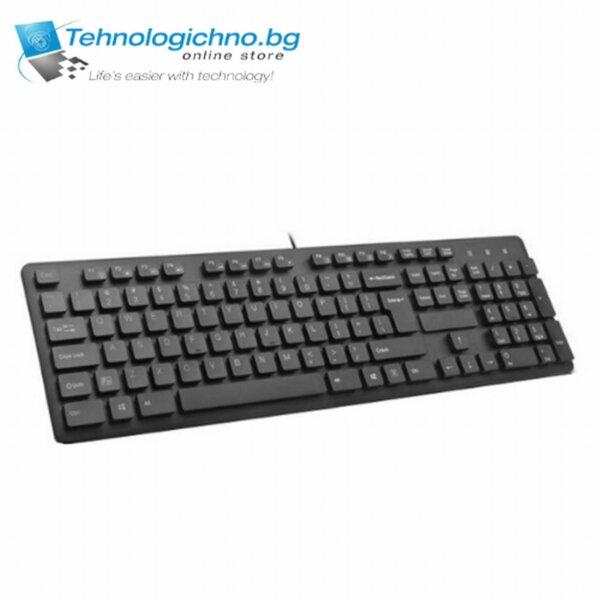 Клавиатура Delux KA150U+M136BU