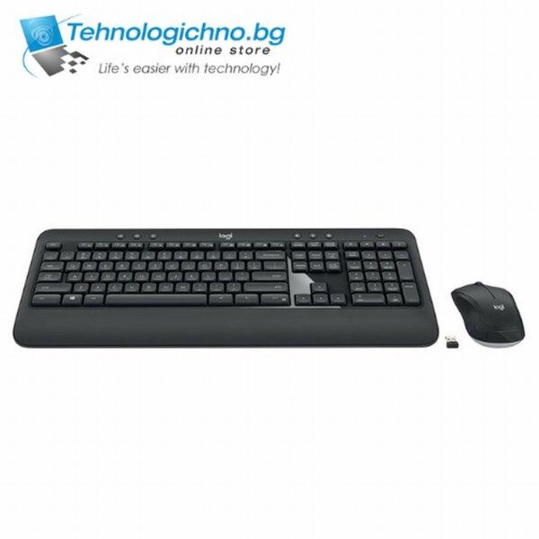 Клавиатура и мишка Logitech Advanced Wireless