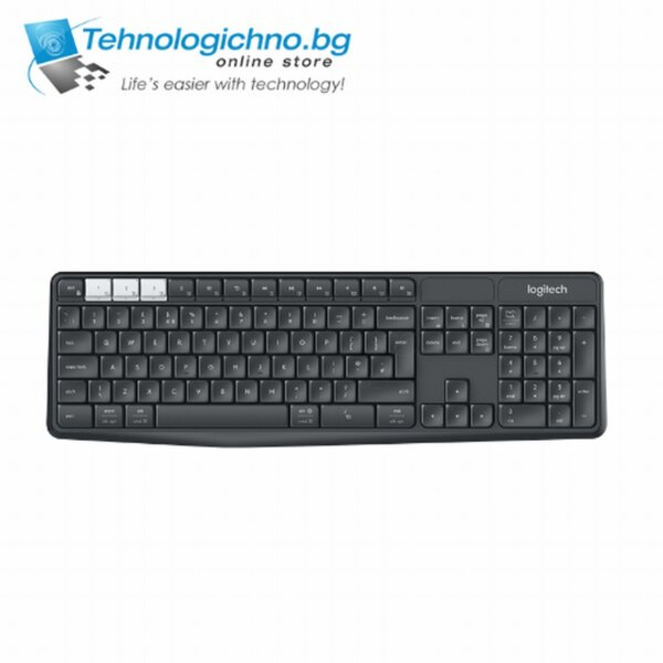 Клавиатура Logitech K375s Bluetooth wireless