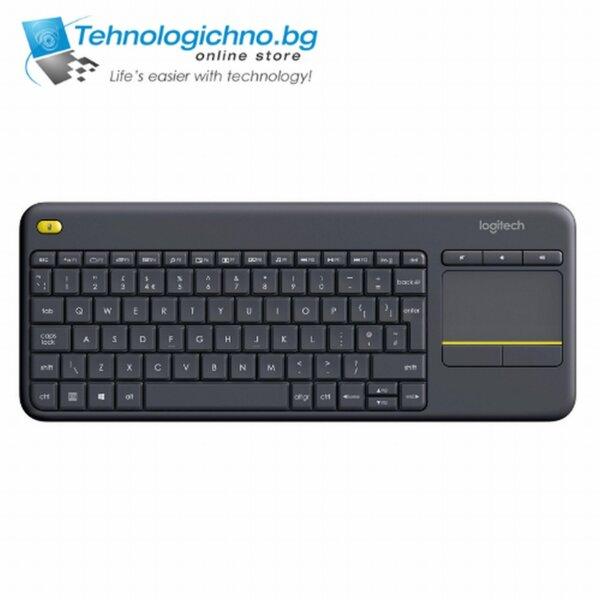 Клавиатура Logitech k400 Plus
