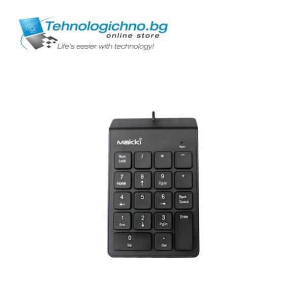 Makki USB Keypad Mini Numeric
