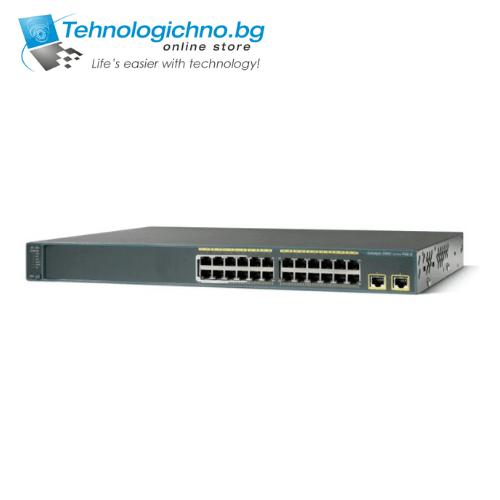 Суич Cisco Catalyst 2960-24TT-L V04