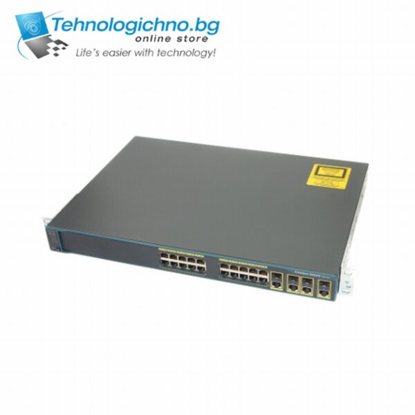 Суич Cisco Catalyst WS-C2960G-24TC-L V03