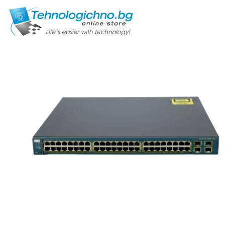 Суич Cisco Catalyst WS-C3560G-48TS-S V02