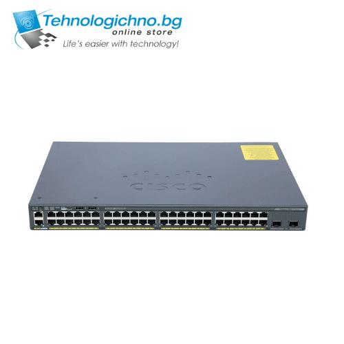 Суич Cisco WS-C2960X-48TD-L V04