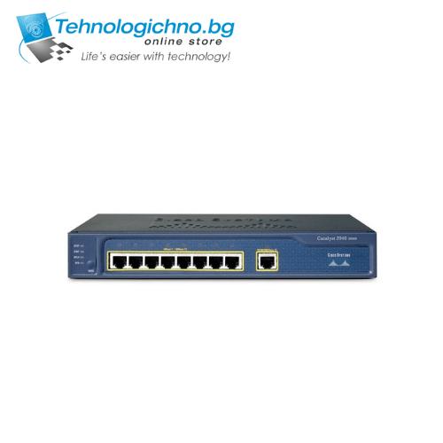 Суич Cisco Catalyst WS-C2940-8TT-S