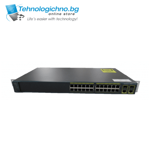 Суич Cisco Catalyst WS-C2960-24TC-L V09