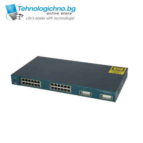 Суич Cisco Catalyst WS-C2950G-24-EI
