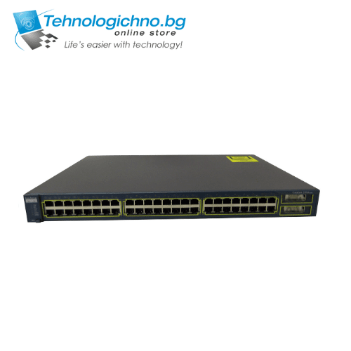 Суич Cisco Catalyst WS-C2950G-48-EI