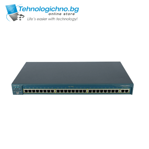 Суич Cisco Catalyst WS-C2950T-24