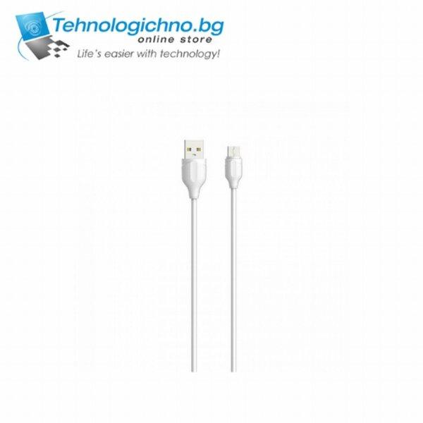 Кабел Micro USB cable LDNIO LS371 1m