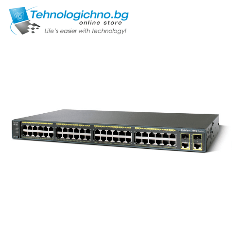 Суич Cisco Catalyst WS-C2960-48TC-L V09