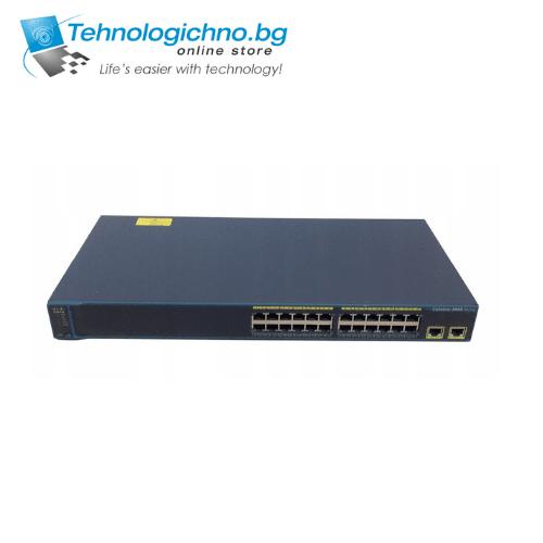 Суич Cisco Catalyst WS-C2960-24TT-L V03