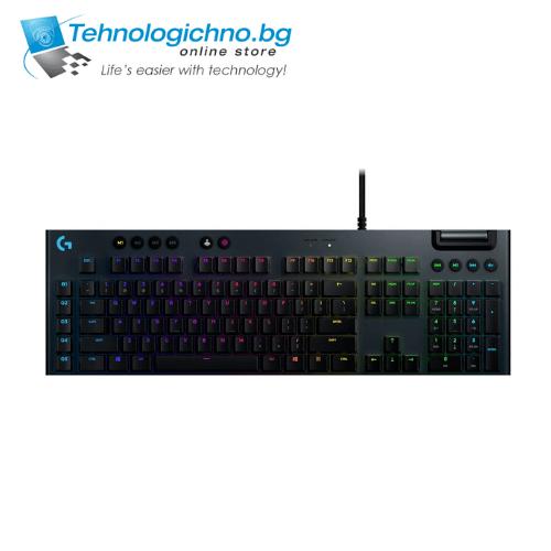 Геймърска клавиатура Logitech G815 ВСЗ